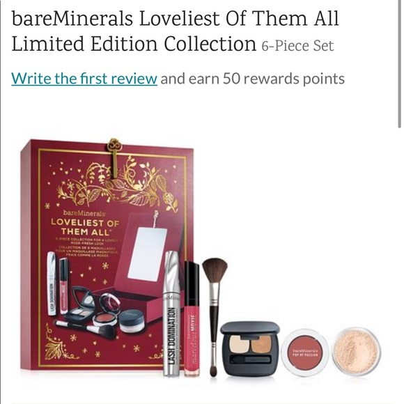 bareMinerals Other - bareMinerals Loveliest Of Them All Limited Edition